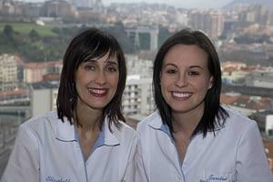 enfermeras clinica dental albia